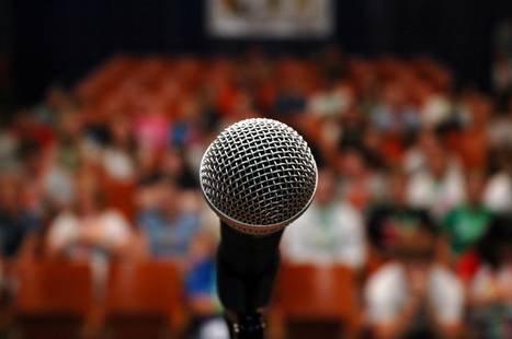 How To Overcome Your Fear of Public Speaking | Speaking mojo | Scoop.it