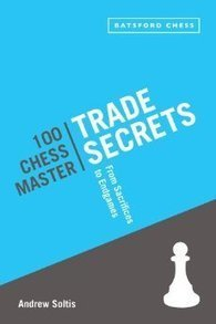 100 Chess Master Trade Secrets – From Sacrifices to Endgames – Andrew Soltis | Chess on the net | Scoop.it