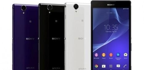 Sony Xperia T2 Ultra y Xperia T2 Ultra Dual: características oficiales | celulares | Scoop.it