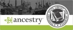 Mark Your Calendars For Ancestry Events in Nashville, TN | Tennessee Libraries | Scoop.it