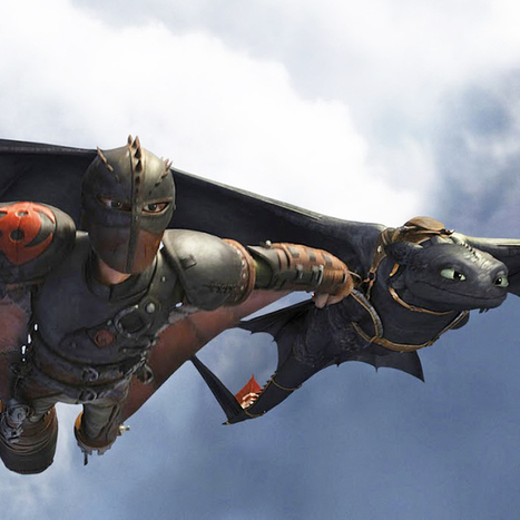 How to Train Your Dragon 2 - Houston Press | movies and gaming and shows | Scoop.it