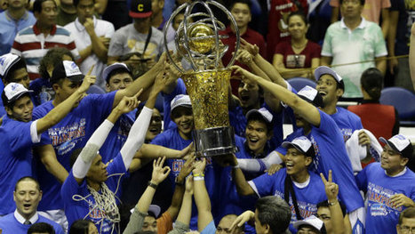 San Mig Coffee defeats RoS to win PBA Philippine Cup title | Philippine Basketball Association at its finest | Scoop.it
