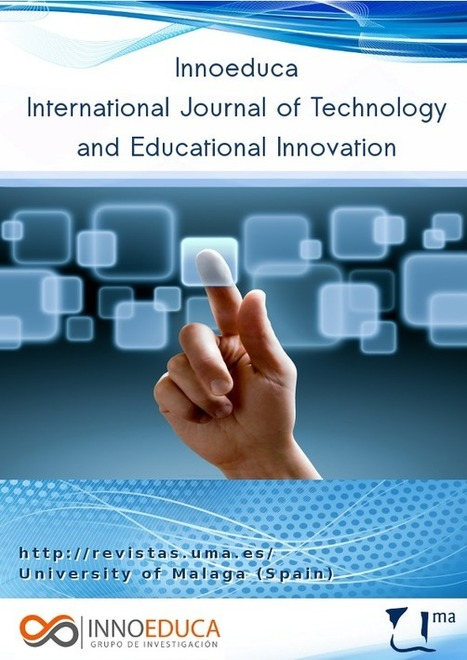 Innoeduca. International Journal of Technology and Educational Innovation | Educação e tecnologias digitais | Scoop.it