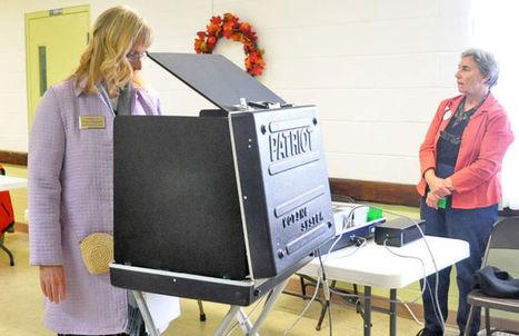 Paper ballots versus touchscreen voting | Touch it | Scoop.it