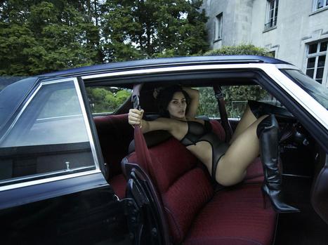 Kim Kardashian, l'être et le séant | Réactions en chaîne | Scoop.it