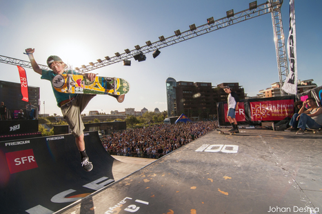 FISE World Series Signs Official Rights Agreement With IMG Media - Transworld Business | Sports Entrepreneurship - McNerney 4140772 | Scoop.it
