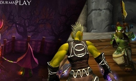 World of Warcraft A | Bombom | Scoop.it