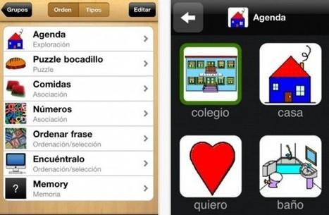 Picaa, aplicación para estimular las habilidades de niños con dificultades | ciberpsicología | Scoop.it