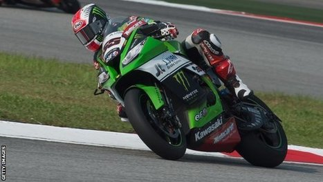 Rea on brink of winning world title   Racing news from around the web   Scoop.it