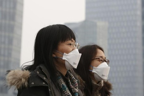 China's face mask industry under scrutiny as pollution worsens | Sustain Our Earth | Scoop.it