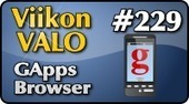 5x21 GApps Browser - Viikon VALO #229 | Viikon VALO | Google Apps For Education | Scoop.it