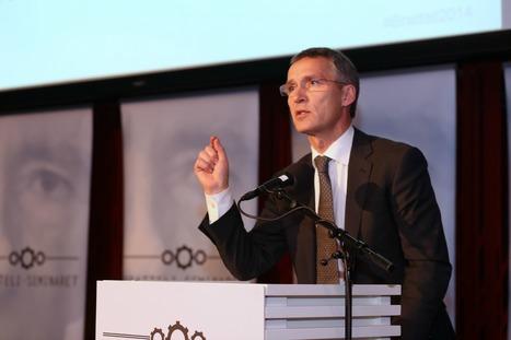Norway's Stoltenberg confirmed for NATO top job | aufgemerkt | Scoop.it