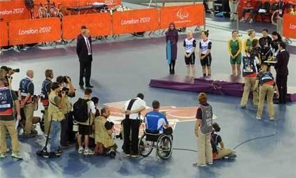 Jeux paralympiques : les télés du monde se réveillent enfin | Handicap et société | Scoop.it