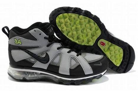 Nike Air Max Griffey Fury 2012 Grey/Black Kid's | popular list | Scoop.it