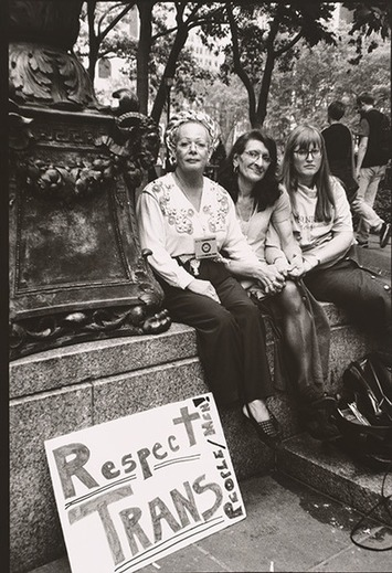 Welcome to the Collection, Sylvia Rivera | Herstory | Scoop.it