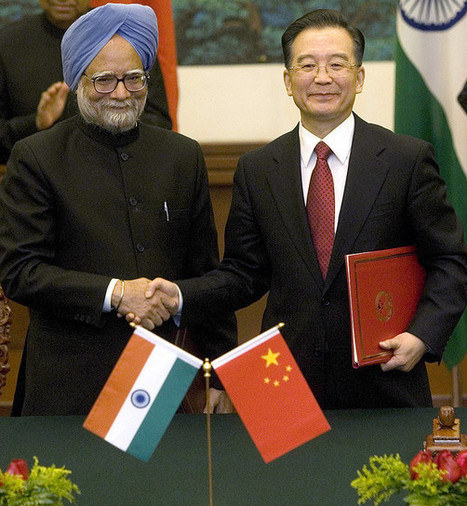 XI JINPING ON SINO-INDIAN RELATIONS | China Commentary | Scoop.it