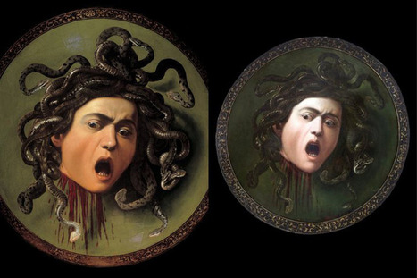 The Unknown Medusa and its Double | PLASTICITIES  « Between matter and form, between experience and consciousness, the active plasticity of the world » | Scoop.it