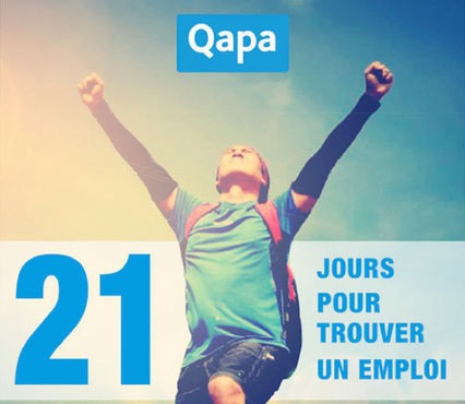 Le site Qapa lance un programme de coaching : 21 jours pour ... - reussir ma vie ! | ML Coaching | Scoop.it