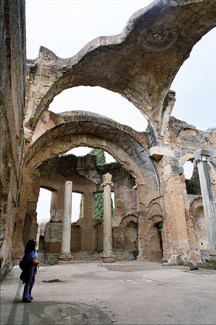 Roman News and Archeology: Hadrian's Villa Comes to Life   archaeology   Scoop.it