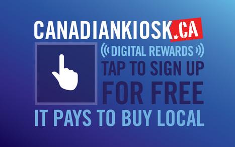 Canadian Kiosk launches NFC rewards | ADELYA | Scoop.it