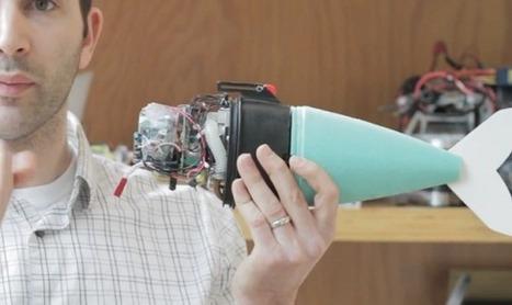Un poisson issu de la 'soft' robotique plus vrai que nature [Vidéo] | Post-Sapiens, les êtres technologiques | Scoop.it