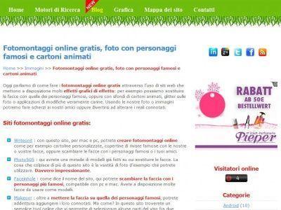 Creare fotomontaggi gratuitamente con i migliori siti online | fotomontaggi | Scoop.it