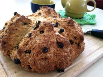 Celebrate St. Patrick's Day by Baking Irish Soda Bread - Baristanet | Cakes | Scoop.it