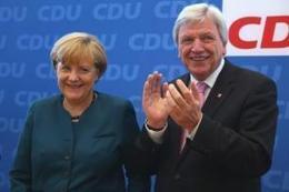 Merkel contacts SPD for possible coalition - Politics Balla | Politics Daily News | Scoop.it
