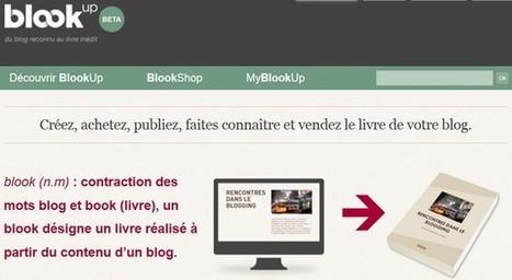 Faites connaître votre blog sous forme de livre ou magazine   Je, tu, il... nous !   Scoop.it