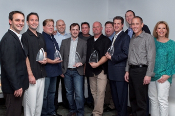 Five global partners recognized in first annual CA AppLogic Partner Awards - The CA Cloud Storm Chasers - CA Technologies | Premium News - Cloud Computing | Scoop.it