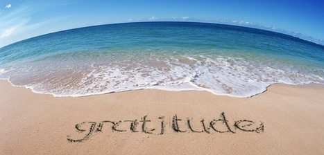 How To Have An Attitude Of Gratitude And Change Your Life | Careers | Scoop.it