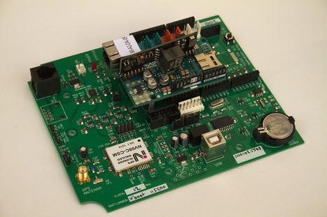 Power-over-Ethernet magnetometer | Raspberry Pi | Scoop.it