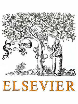 Elsevier unleashes the hounds on @FakeElsevier twitter account for trademark violation | From the Sofa to #SOPA | Scoop.it