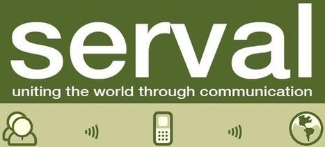 Serval : Un logiciel pour téléphoner sans utiliser de réseau | The Best Of Webmarketing | Scoop.it