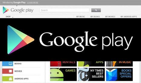 Geen Google Play Store? Zo installeer je applicaties op je Android tablet - Tablets Magazine | Frank Muris | Scoop.it