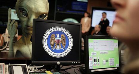 UFFICIALE: ET ESISTONO, LO DICE LA NSA   Cogimpa   Scoop.it