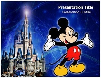 Mickey Mouse Powerpoint Templates with High Quality | Personality Development PPT | Scoop.it