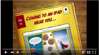 New- Book Creator Released A Wonderful Feature for Creating Comic eBooks for Your Class | EdTech | Scoop.it