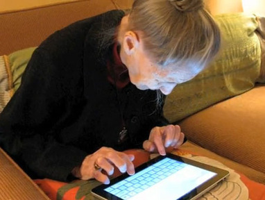 How Important Will Mobile Technology Be to 21st Century Seniors?   Modern Literacy   Scoop.it