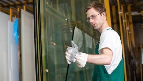 Reconversion professionnelle: à la découverte du métier de vitrier   Commerce, artisanat, métiers d'art   Scoop.it