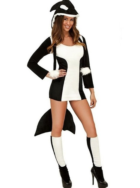 Adult Women Orca Cutie Costume for Cosplay Party   Favorite Costumes   Scoop.it