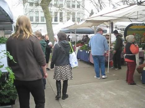 Soundscape: Eugene's Saturday Market Buskers | DESARTSONNANTS - CRÉATION SONORE ET ENVIRONNEMENT - ENVIRONMENTAL SOUND ART - PAYSAGES ET ECOLOGIE SONORE | Scoop.it