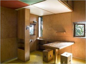 Le Cabanon de Le Corbusier délocalisé à Paris | Du mobilier, ou le cahier des tendances détonantes | Scoop.it