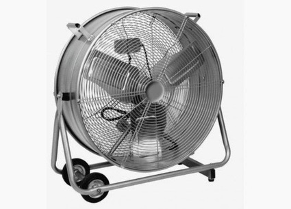 Why don't you hire Floor Standing Drum Fan just at $25.00/week for 12 weeks | Air Conditioning To Hire | Scoop.it