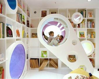 Chambres d'enfants : 7 idées pour voir grand!   Déco Design   Scoop.it