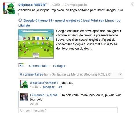 Tout sur Google Plus | Le Libriste | Outils et  innovations pour mieux trouver, gérer et diffuser l'information | Scoop.it
