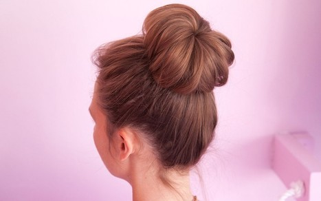 4 Quick (and Easy!) Post-Workout Hairstyles - PARADE   hairstyles   Scoop.it