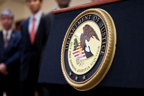 That Justice Department Staffer Didn't Mean to Tweet That | MarketingHits | Scoop.it