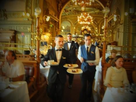 Le Train Bleu, restaurant Paris - pauvre Train Bleu! | Coups de gueule | Restaurants Paris | Scoop.it