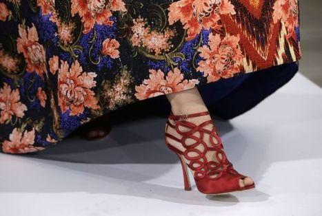 OSKAR DE LA RENTA: Uz malu pomoć Džona Galijana (FOTO) | Fashion MODA 2013 Sta je IN? | Scoop.it